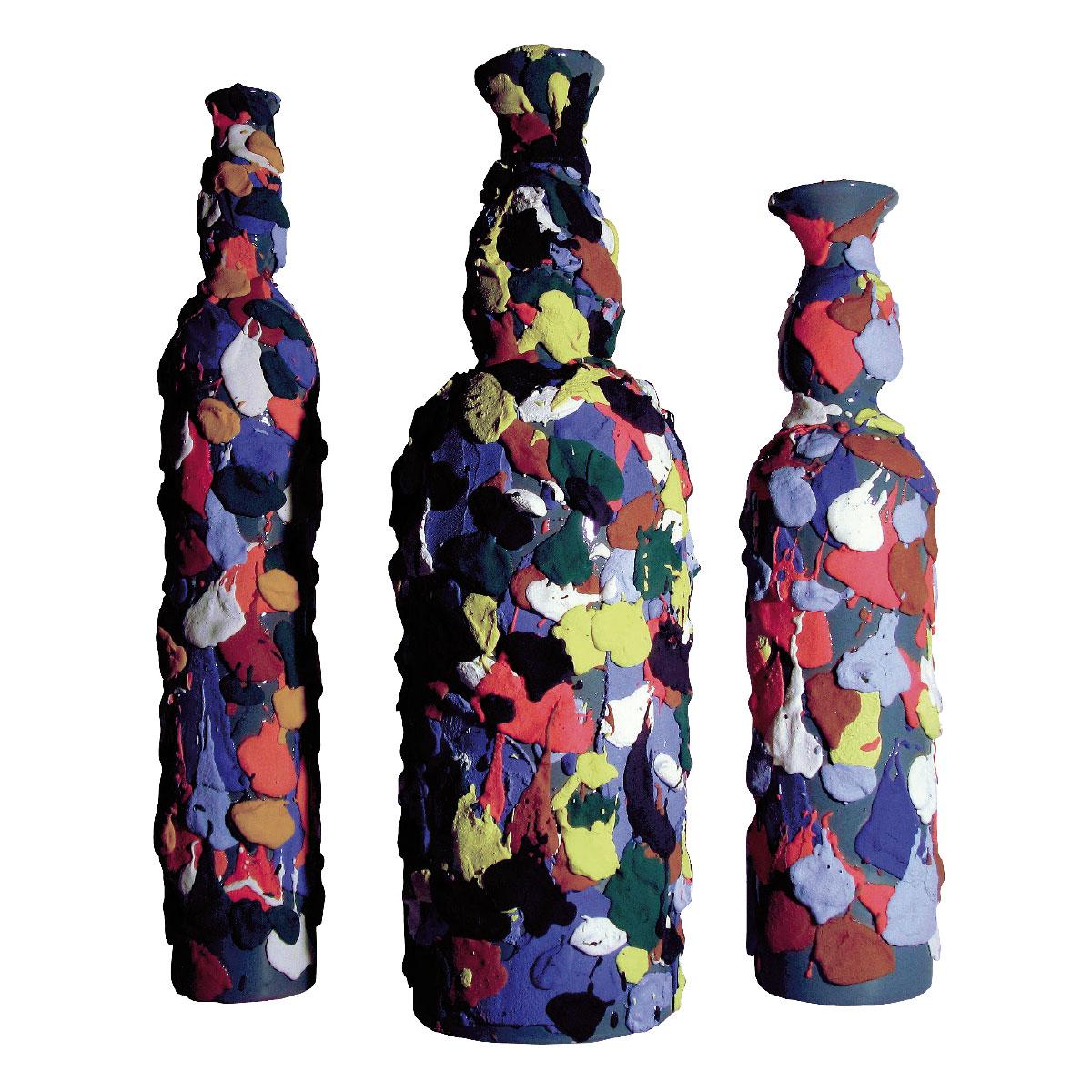 L'opera dell'artista Angelo Maria Celeste acquisita dal Museo a cielo aperto di Denice, dedicato alla ceramica contemporanea