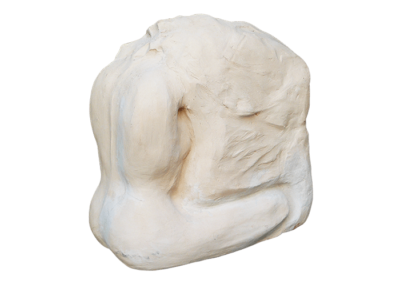<i>Saffo 2</i>, 2004, terracotta