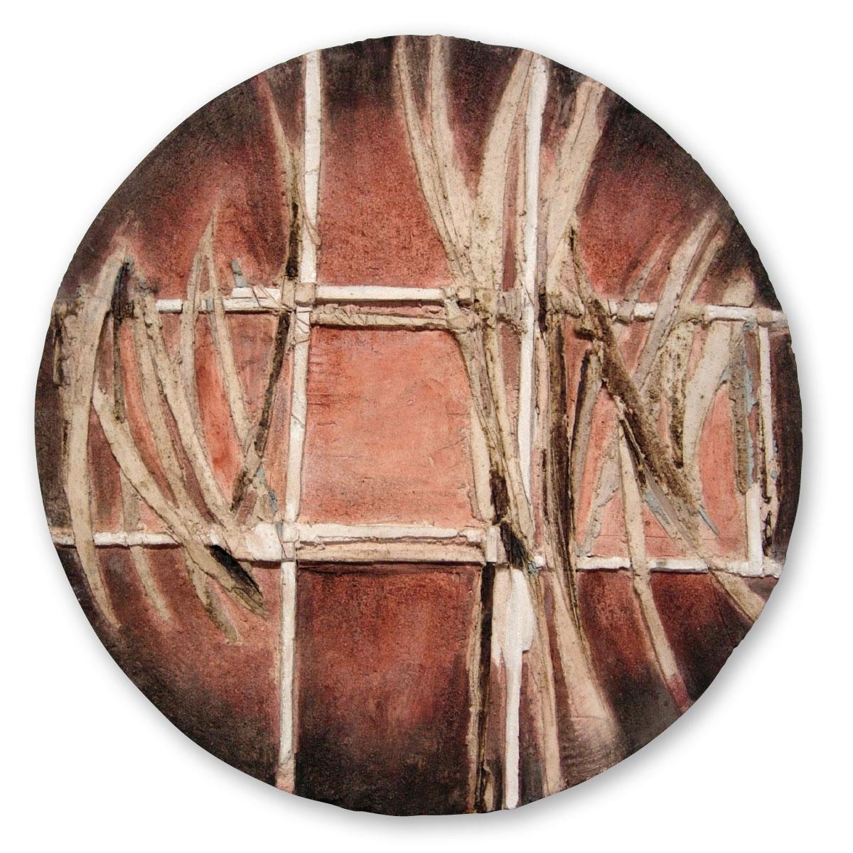 L'opera dell'artista Antonio Quattrini acquisita dal Museo a cielo aperto di Denice, dedicato alla ceramica contemporanea