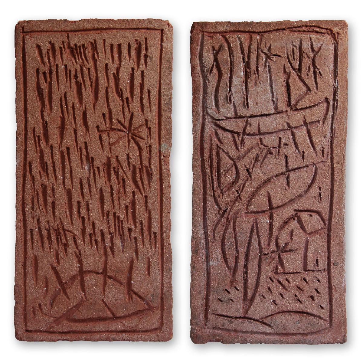 L'opera dell'artista Carlo Pizzichini acquisita dal Museo a cielo aperto di Denice, dedicato alla ceramica contemporanea