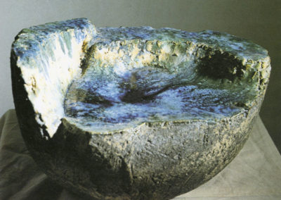 <i>Cascote</i>, 1994, grès
