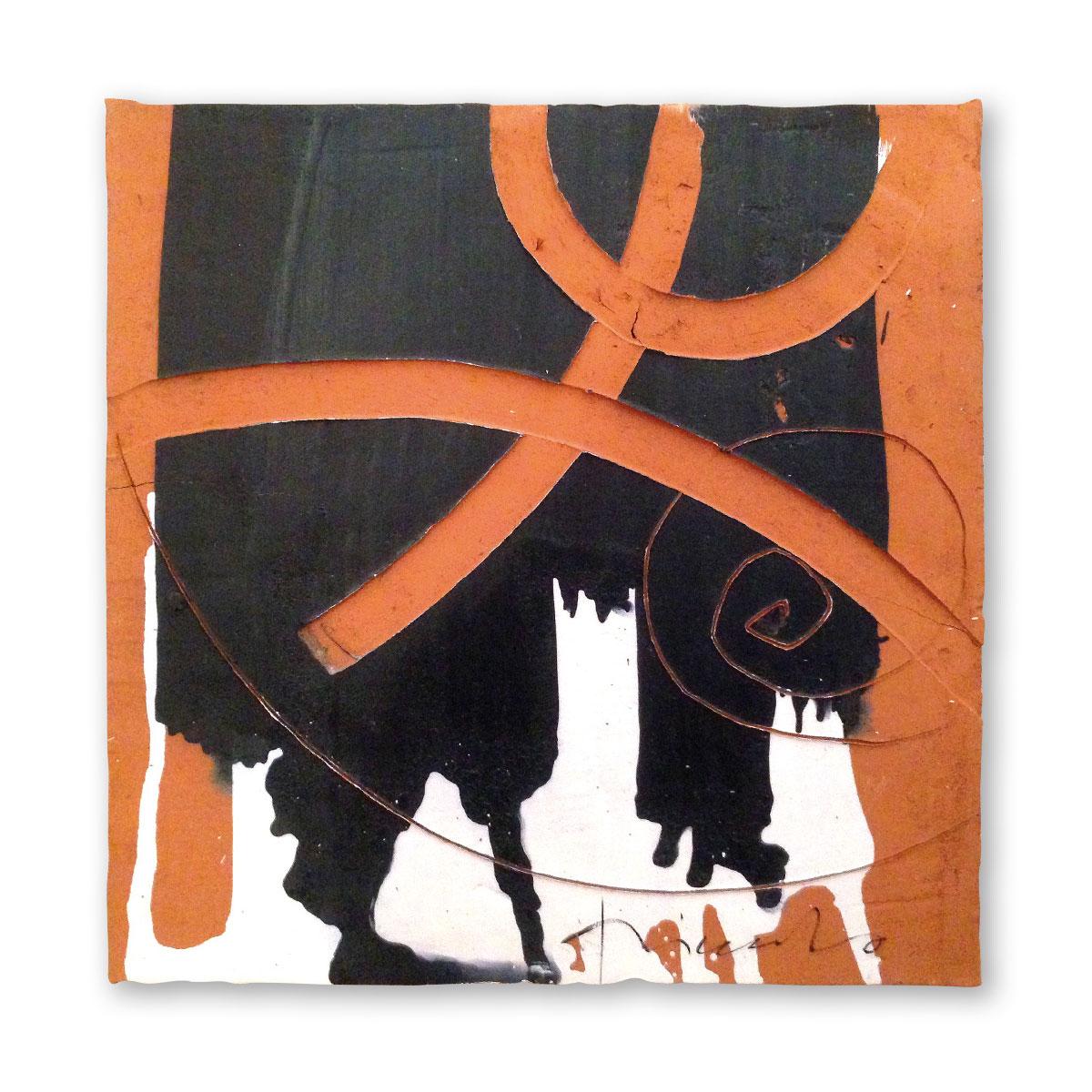 L'opera dell'artista Margherita Piccardo acquisita dal Museo a cielo aperto di Denice, dedicato alla ceramica contemporanea