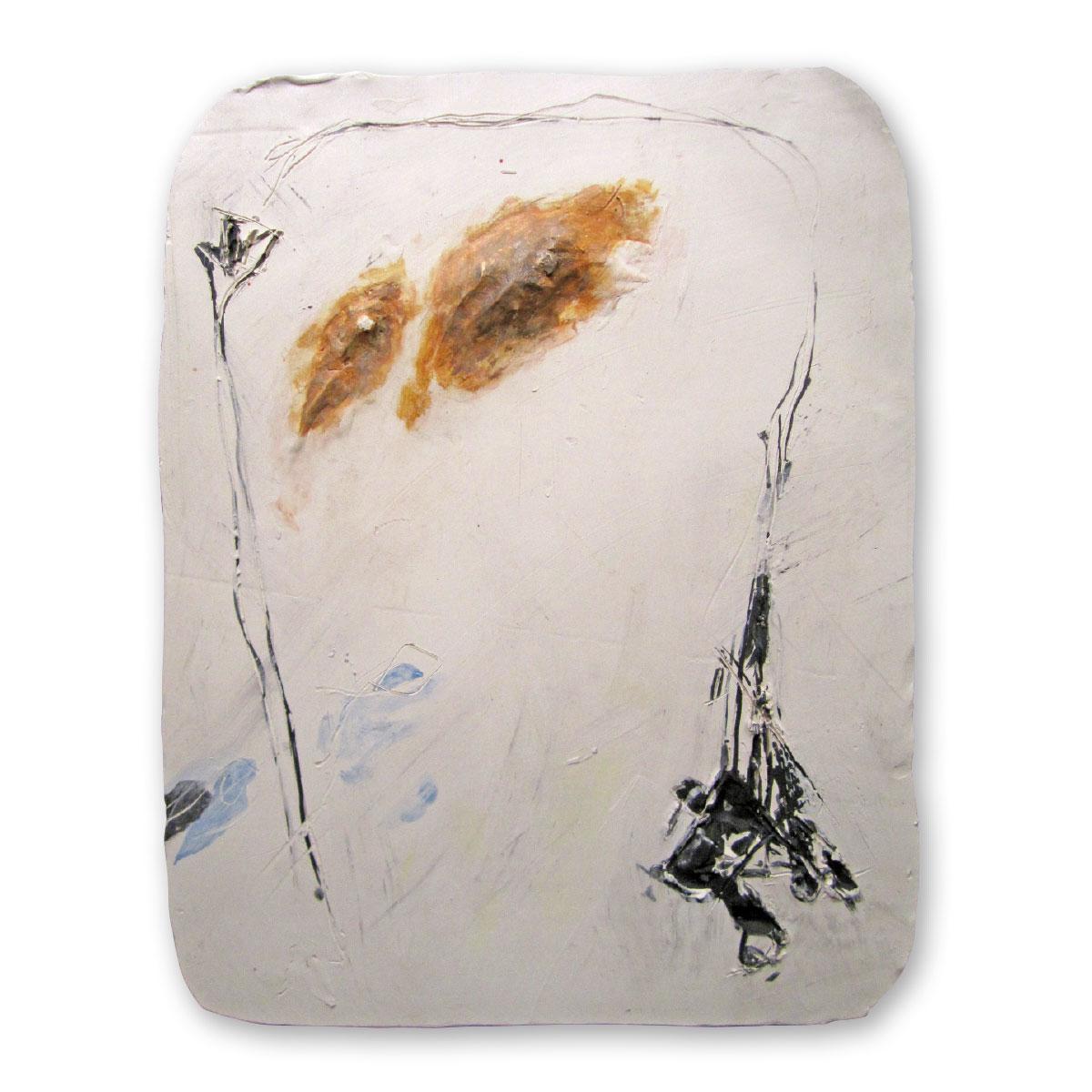 L'opera dell'artista Mario Raciti acquisita dal Museo a cielo aperto di Denice, dedicato alla ceramica contemporanea