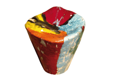<i>Ceramics</i>, 2012, smalti su ceramica