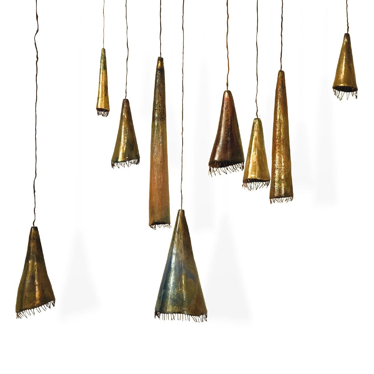 L'opera dell'artista Renza Laura Sciutto acquisita dal Museo a cielo aperto di Denice, dedicato alla ceramica contemporanea