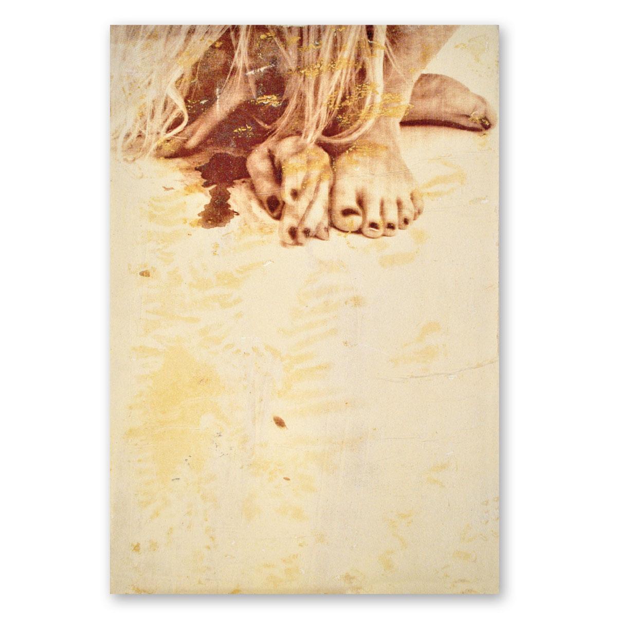 L'opera dell'artista Silvia Celeste Calcagno acquisita dal Museo a cielo aperto di Denice, dedicato alla ceramica contemporanea