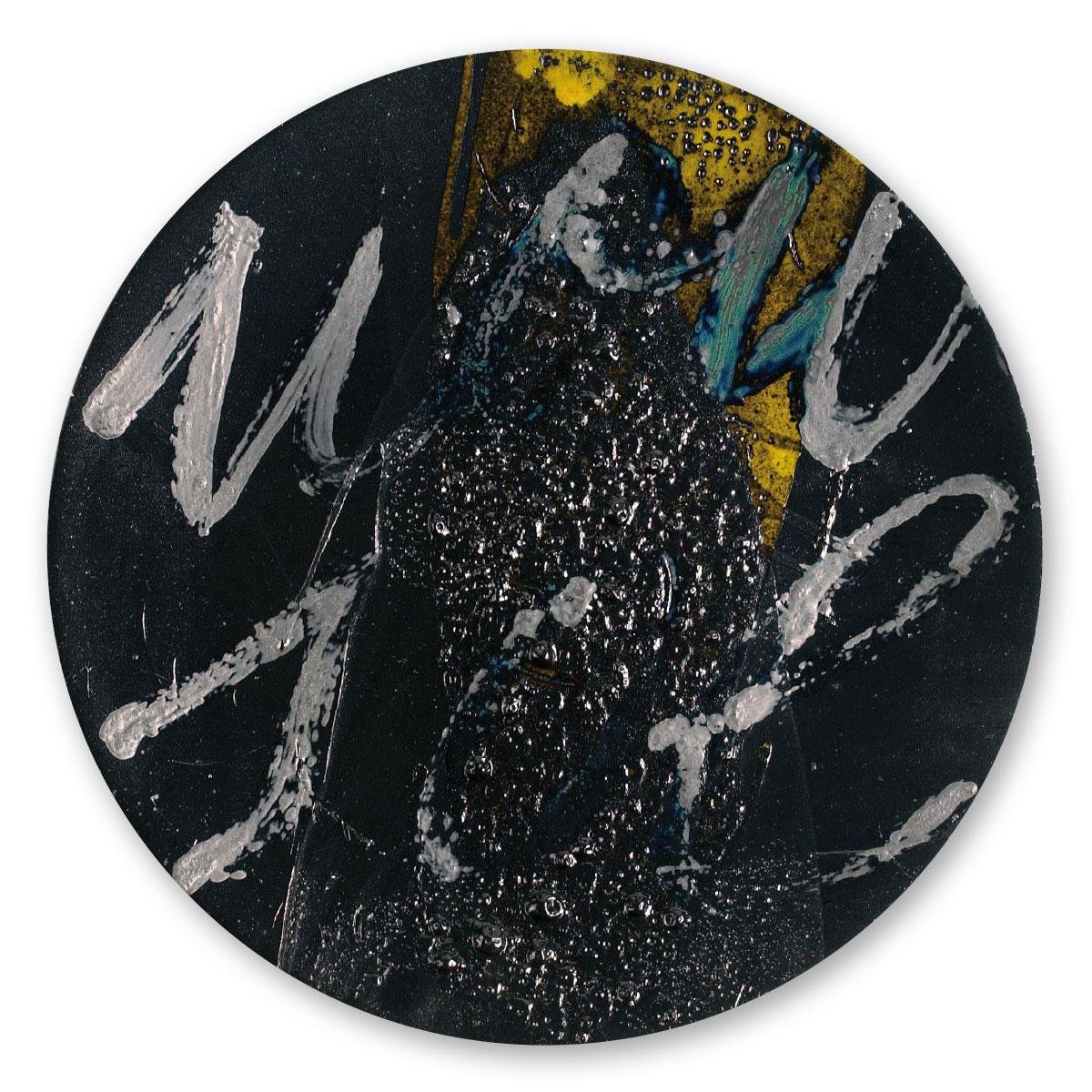L'opera dell'artista Silvio Monti acquisita dal Museo a cielo aperto di Denice, dedicato alla ceramica contemporanea