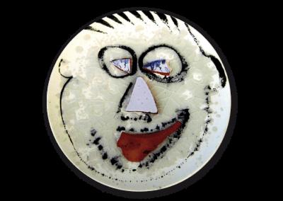 <i>Galà degli artisti</i>, 2009, ceramica smaltata