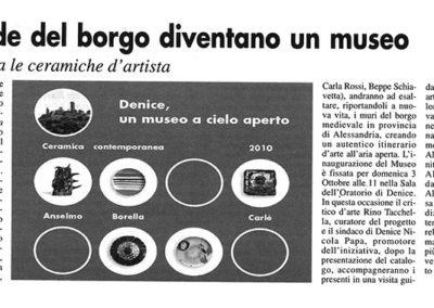 La Voce, 24/09/2010