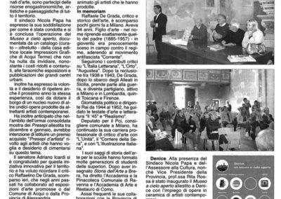 L'Ancora, 10/10/2010