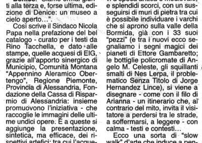 L'Ancora, 21/10/2012
